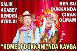 Tolga Çevik-Salih Kalyon... ORTAKLIK BİTTİ!..