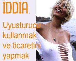 Manken Seda Akman... 10 YIL HAPSİ İSTENDİ...