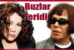 Nazan Öncel-Sezen Aksu...SANAL ORTAMDA BARIŞTILAR!