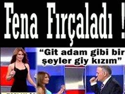 YARIŞMACIYA AHMET ÇAKAR SANSÜRÜ !..