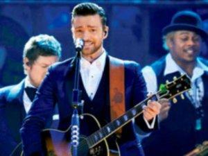 Justin Timberlake... BABA OLDU!