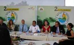 Bolu Festivali'nin son gününde yemek yarışması yapıldı... YARIŞMA BAHANE, YEMEKLER ŞAHANE