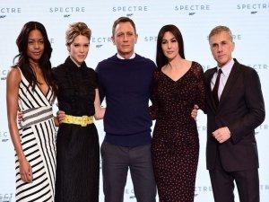 Yeni James Bond Filmi `Spectre`... SENARYOSU SIZDIRILDI MI?..