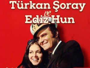 Türkan Şoray - Ediz Hun... YILLAR SONRA BİR ARADA