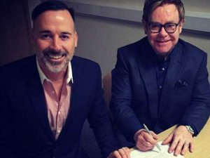 Elton John - David Furnish... RESMEN EVLENDİLER!