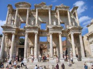 `Efes Antik Kenti`... `UNESCO DÜNYA MİRASI` LİSTESİNE GİRİYOR !..