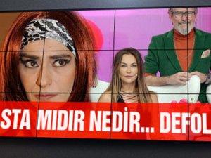 Hülya Avşar... SERT KAYAYA ÇATTI!