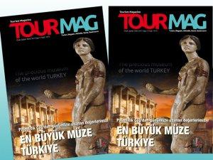 Tourmag... TURİZM DÜNYASINA YENİ BİR DERGİ!