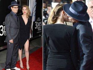 Johnny Depp - Amber Heard... GİZLİ DÜĞÜN!