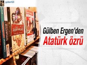 Gülben Ergen Çelik... MISIR GEZİSİ SONRASI, ATATÜRK ÖZRÜ GELDİ !..