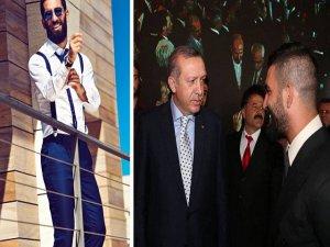 """Arda Turan... """"CUMHURBAŞKANI ERDOĞAN`I ARKADAŞIM GİBİ GÖRÜYORUM"""" !.."""