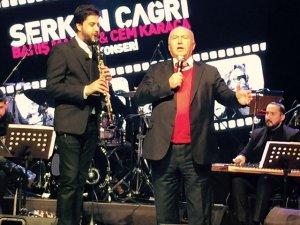 Serkan Çağrı - Ahmet Ercan... BİLİM VE SANAT AYNI SAHNEDE!