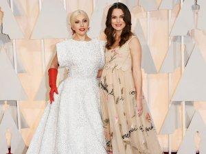 87.Oscar Ödülleri Töreni... KIRMIZI HALİ ŞIKLARI, RÜKÜŞLERİ!