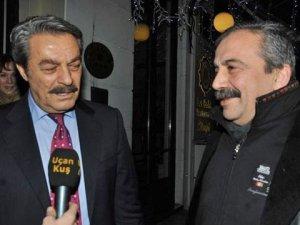 Kadir İnanır - Sırrı Süreyya Önder... İMRALI ZİRVESİ!