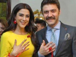 Şahin Irmak - Asena Tuğal... NİŞAN YÜZÜKLERİ TAKILDI!