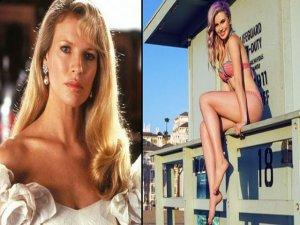 Kim Basinger`ın kızı Ireland Baldwin... ANASINA BAK, KIZINI AL !..