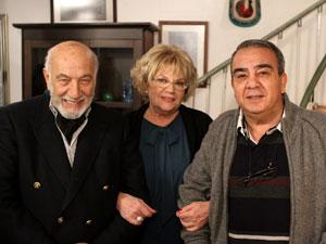 Yılmaz Gruda - Nevra Serezli... 40 YILLIK HASRET BİTTİ!