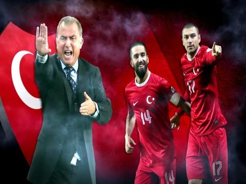 EURO 2016 KEYFİ TRT 1 EKRANLARINDA!