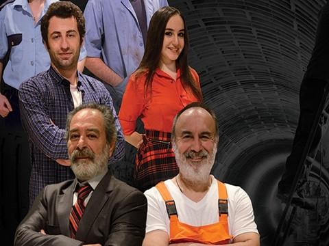 'Metro Canavarı'...  'YOL TİYATROSU'NDAN KARA KOMEDİ !..