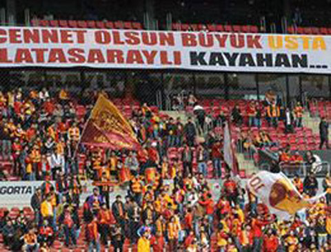 GALATASARAY'IN KAYAHAN VEFASI!