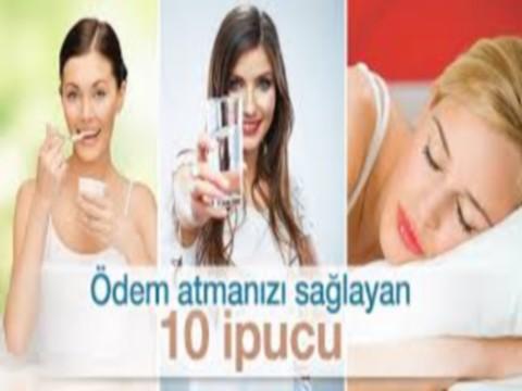 ÖDEM ATMANIZI SAĞLAYAN 10 İPUCU !..