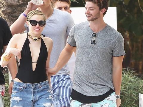 Miley Cyrus-Patrick Schwarzenegger... BÜYÜK AŞK BİTTİ !..