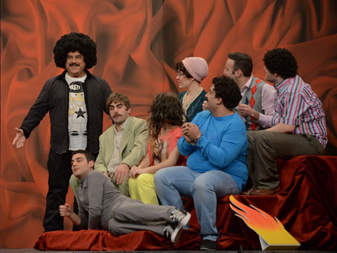 Güldür Güldür Show... BERRAK TÜZÜNATAÇ VE BÜLENT SERTTAŞ'LA KAHKAHA TUFANI!