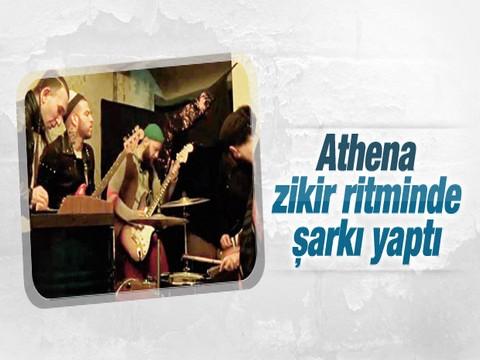 """Athena Gökhan... ZİKİR RİTİMLi """"PARÇALANIYORUZ"""" ŞARKISIYLA DİKKATLERİ ÜZERİNE ÇEKTİ !.."""