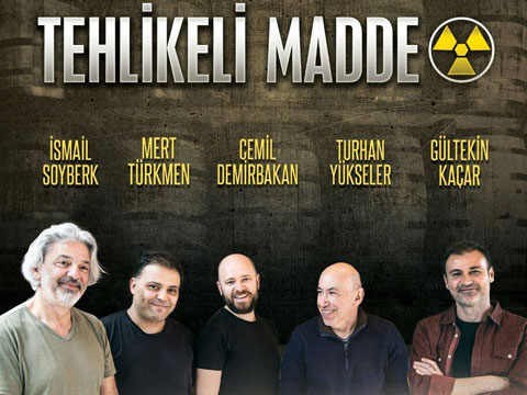'TEHLİKELİ MADDE' GELİYOR!