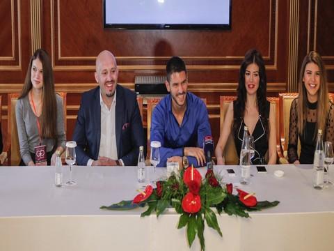 'Kosova Fashion Week 2015'... KOSOVA'DA TÜRK SANATÇILARA BÜYÜK İLGİ !..