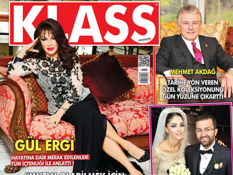 'KLASS' MAYIS SAYISI ANNELER GÜNÜ'NE ÖZEL!