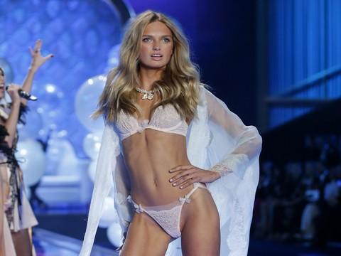 Victoria's Secret... 10 YENİ SEKSİ MELEĞİNİ, GÖRÜCÜYE ÇIKARDI !..