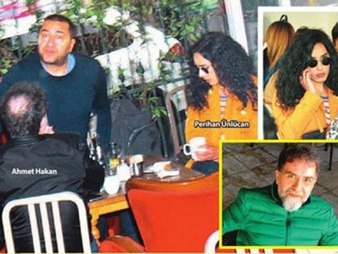 Ahmet Hakan... GAZETECİ HABERİN ÖZNESİ OLURSA!