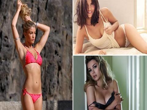 'Dünyanın En Seksi 100 Kadını'...FHM, EN SEKSİ 100 KADININ LİSTESİNİ YAYINLADI !..