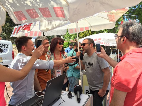 """Radyo Festivali 2015""... 6 MAYIS RADYO GÜNÜ'NE ÖZEL BİR FESTİVAL !.."