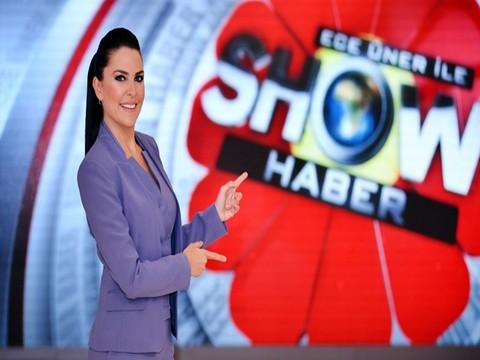 Ece Üner... SHOW TV ANA HABER SPİKERİNE ŞOK ÇIKMA TEKLİFİ !..
