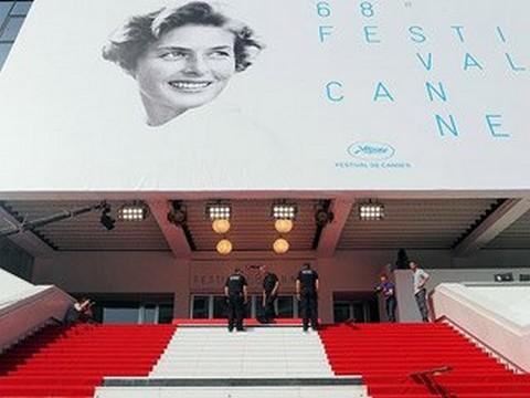 68. Cannes Film Festivali... PERDELERİNİ AÇTI !..