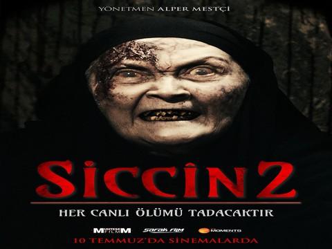 """""""Siccin 2"""" ... DÜNYAYI KORKUTACAK OLAN FİLMİN AFİŞİ YAYINLANDI !.."""