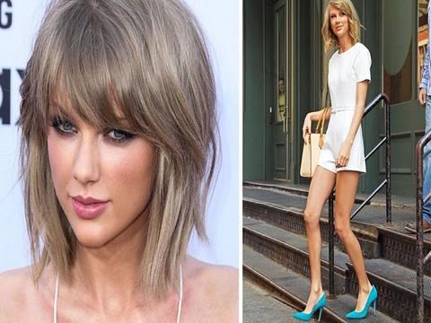 Taylor Swift...  BACAKLARI 40 MİLYON DOLAR !..