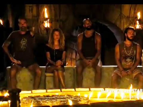 Survivor All Star... GERGİN ELEME!
