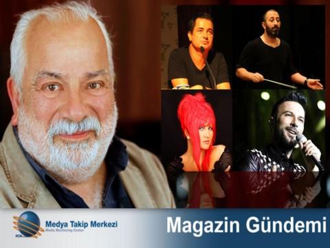 Medya Takip Merkezi... MAGAZİN BASINI MAYIS AYINDA EN ÇOK ZEKİ ALASYA'YI KONUŞTU !..