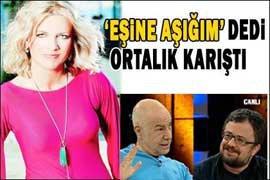 """Mazhar Alanson...""""İNSANIN KARISINA ÖLE LAF EDİLİR Mİ""""?"""