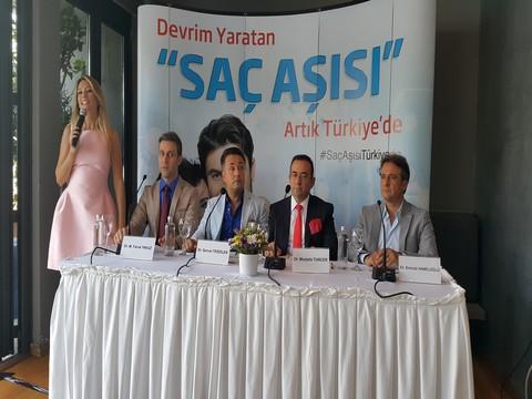 Sac Dokulmesine Fda Onayli Tek Kullanimlik Asi Turkiye De
