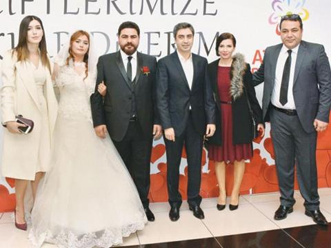 Erhan Ufak... VADİ'NİN 'GÜLLÜ'SÜ EVLENDİ!