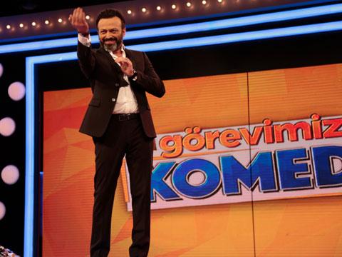 Görevimiz Komedi... ASIL REKABET TAKIM LİDERLERİ ARASINDA!