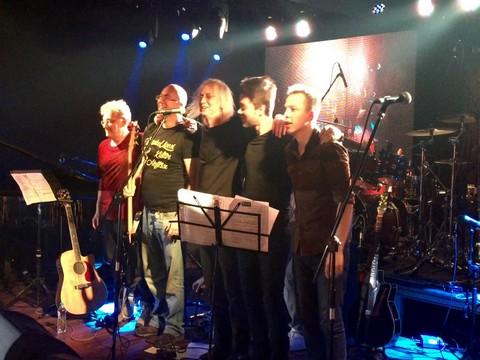 Nejat Yavaşoğulları... İDDİALI KONUŞTU, 'BİZ U2'DEN İYİYİZ!'