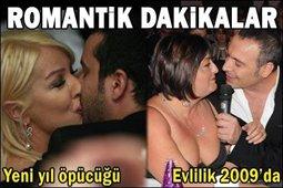 Seda Sayan-Onur şan / Cenk Eren-Sadıka Sabancı... YENİ YIL ROMANTİKLERİ !..
