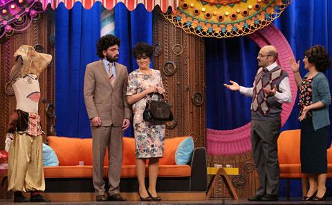 Güldür Güldür Show... BOL KAHKAHA GARANTİ!