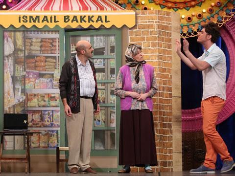 Güldür Güldür Show... İBRAHİM'E LOTO ÇIKARSA!