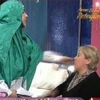 CANLI YAYINDA PSİKOLOG TOKATLANDI!